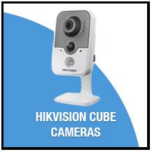 Hikivison Cube Cameras