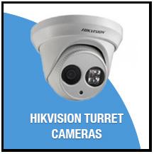 Hikivison Turret Cameras