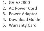 GV-VS2800