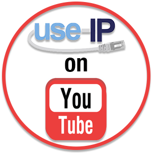 Find use-IP on Youtube