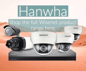 Hanwha Techwin's full range of IP cameras & NVRs